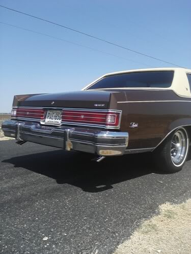 79 Electra Limited Cat-Back Dual Exhaust 6