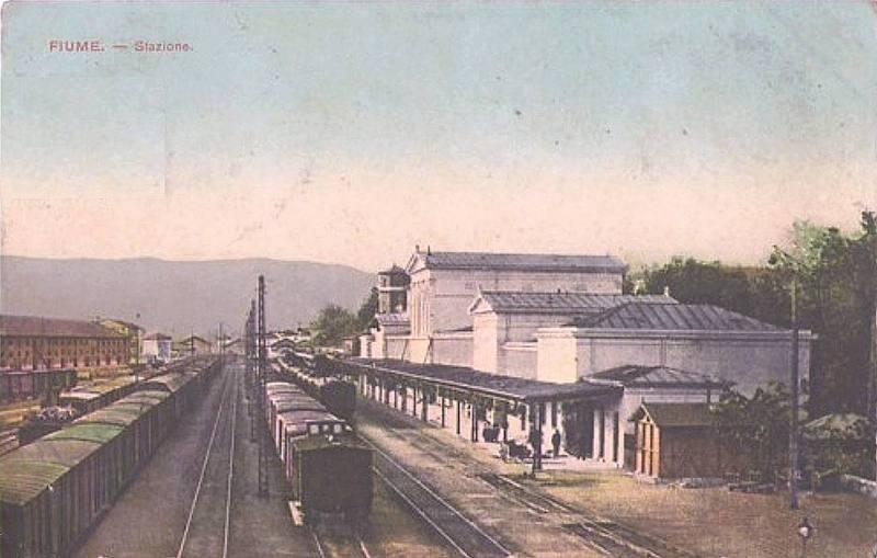 Fotografije iz prošlih vremena Eljeznickastanica1915