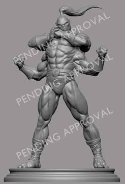 [Pop Culture Shock] Mortal Kombat Goro 1:4 Statue Securedownload_zpscd309ef2