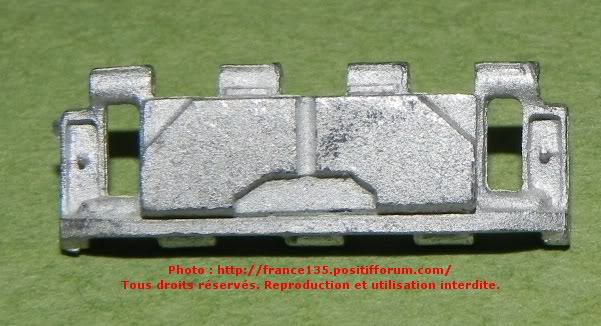 Chenilles AMX 30. Heller, ref 81301. 1/35. Plastique injecté. ChenillesAMX30_FRIULL_REFATL115_2