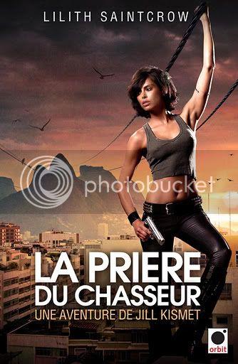 Une aventure de Jill Kismet, Tome 2 : La prière du chasseur Priere_du_chasseur-T