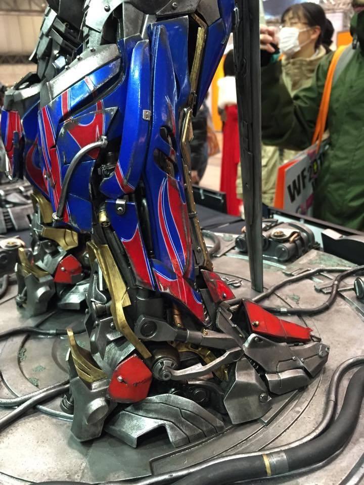 """Transformers : AoE - Optimus Prime """"Knight Edition"""" Statue  1591E6B6-6E53-441F-AD97-F2E5E23484EF_zpsgghuxifm"""
