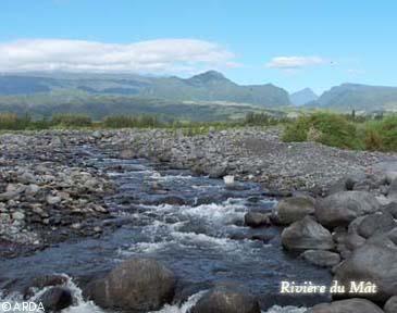L'ile de La Réunion  Fg