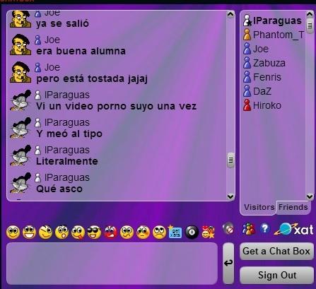 Screens del chat. 1%20JAJAJAJAJA_zpsdsgqaelz