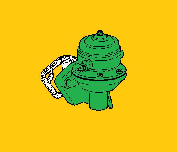 Présence de diesel dans l'huile moteur. Pump
