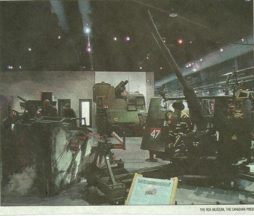 Artillery Museum  CFB Shilo, Manitoba 7c98506d-c4ea-4b4d-9f39-0ccfa8bd7c81