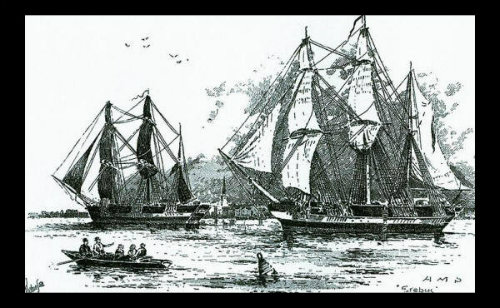 Lost Ships - The Franklin Expedition Erebus7theTerror-1-1