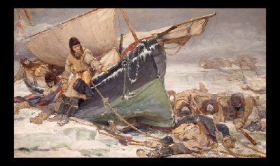 Lost Ships - The Franklin Expedition FranklinExArtistspicture_zps0d911149-1