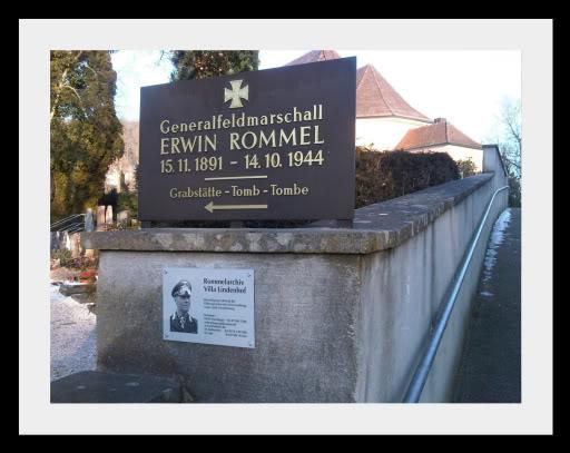 Generalfeldmarshall Erwin Rommel's Interment IMG00074-20120221-0232-1-1