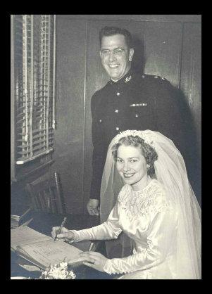 Lament for a Fallen Comrade WeddingPicture-1-1