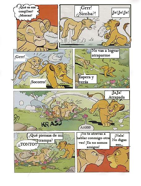Nuevo cómic: Amigos de nuevo  Hoja2-1