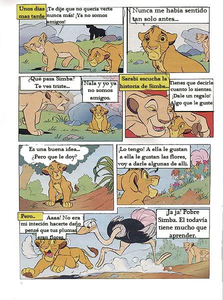 Nuevo cómic: Amigos de nuevo  Hoja3
