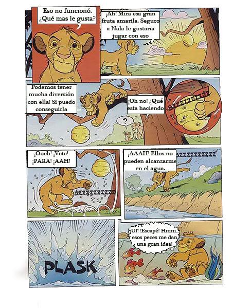 Nuevo cómic: Amigos de nuevo  Hoja4