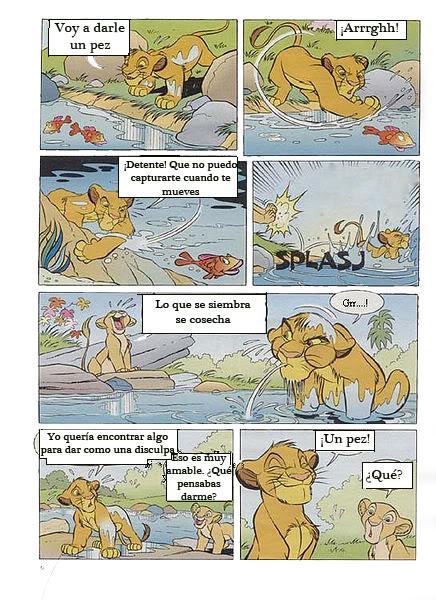 Nuevo cómic: Amigos de nuevo  Hoja5