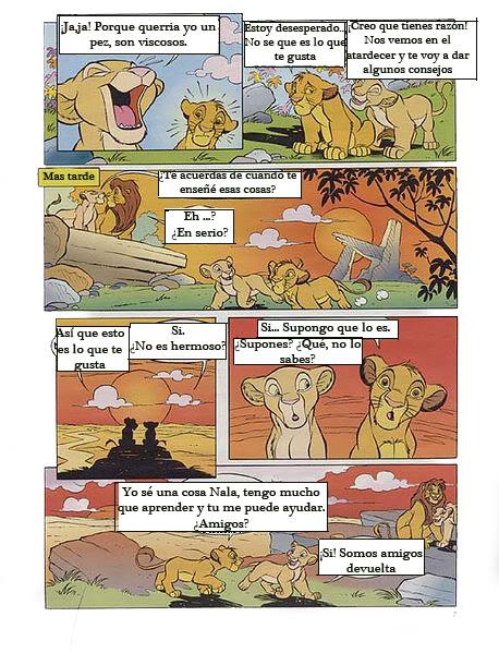 Nuevo cómic: Amigos de nuevo  Hoja6
