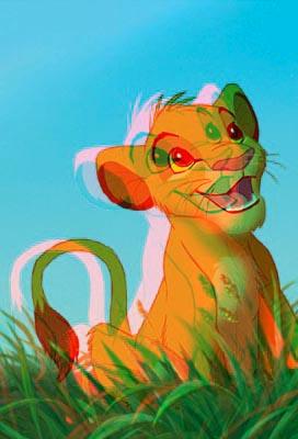Imágenes pasadas a 3D de TLK Simbaypasto