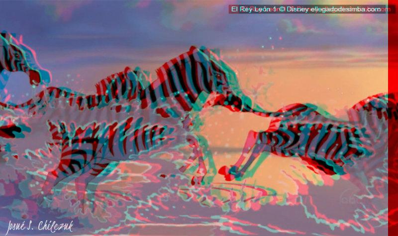 Imágenes pasadas a 3D de TLK - Página 2 Zebras3D