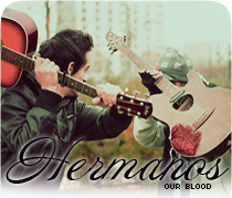 @TiredOfKissingToads Hermanos