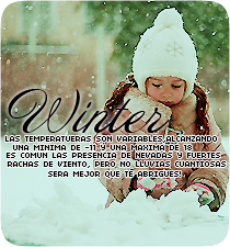 # IT'S ALL ABOUT W H O YOU ARE Winter