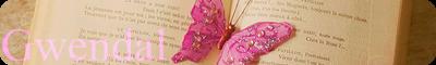 ஐWhen the butterflies whisper {Gwen's confensions}