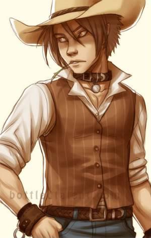 Jack Mason (Done) Cowboy