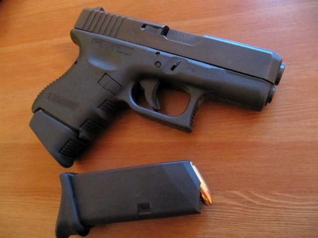 Glock mais 26 ou 27? G261sfl