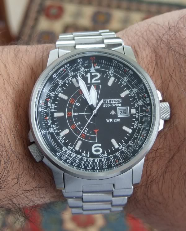 What are you thoughts on Citizen watches? Nighthawk