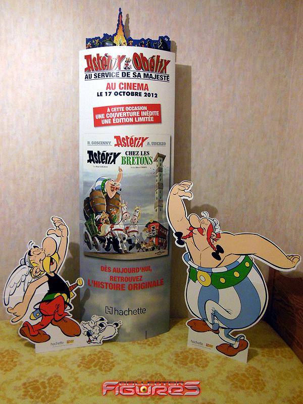 Vos PLV (Publicité sur Lieu de Vente) Toys, Films, Jeux, etc - Page 7 PLV-Asterix-et-Obelix