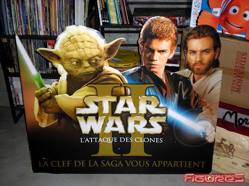 Vos PLV (Publicité sur Lieu de Vente) Toys, Films, Jeux, etc - Page 2 PLV-SW-EPISODE-2