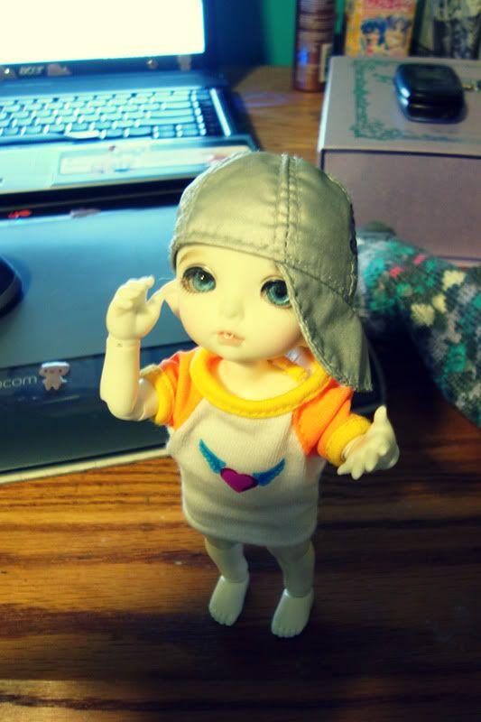 My first tiny! - Pukifee Zoe DSC03619
