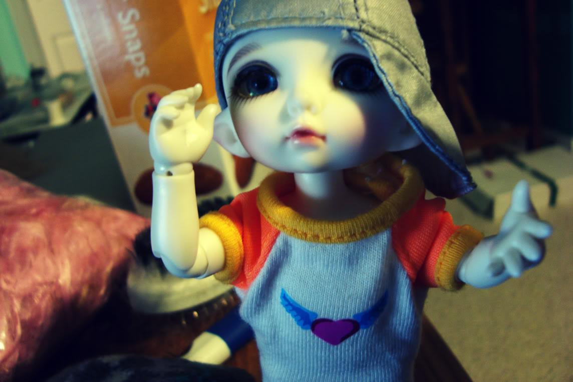 My first tiny! - Pukifee Zoe DSC03739