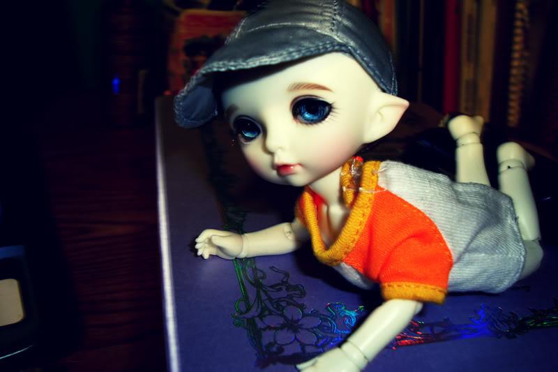 My first tiny! - Pukifee Zoe DSC03741