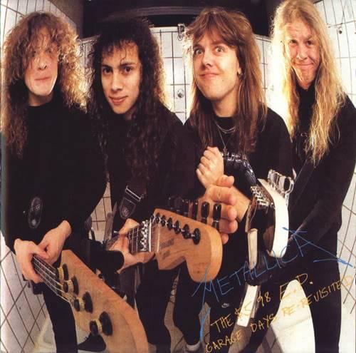 Metallica - Discografia 1983 - 2008 (19 Albums - 23 CDs) Metallica---1987---The-998-Cd-Garag