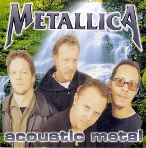 Metallica - Discografia 1983 - 2008 (19 Albums - 23 CDs) Acoustic1xk
