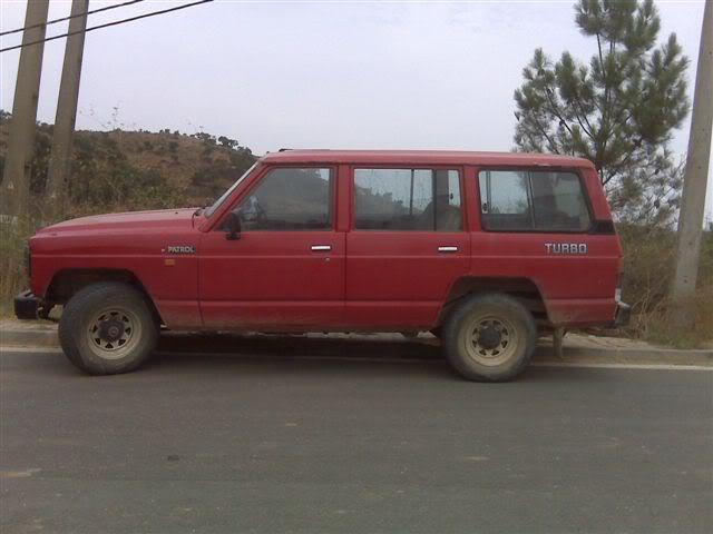 [Vendido] Nissan Patrol 3300 Turbo diesel 160 (7 lugares) IMG00020