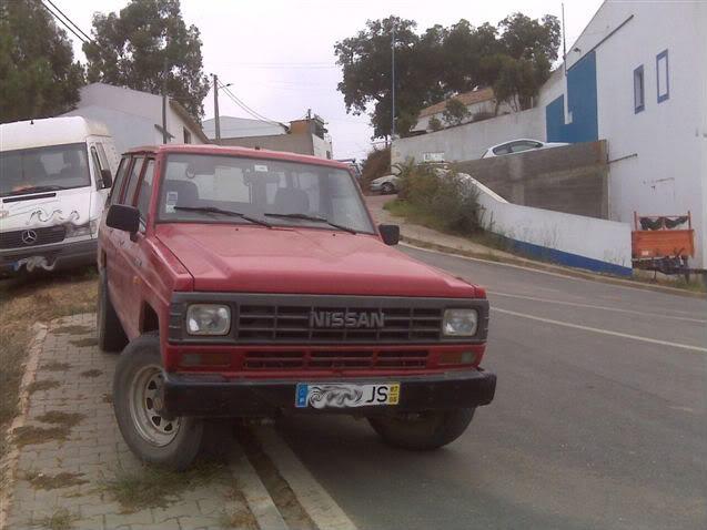 [Vendido] Nissan Patrol 3300 Turbo diesel 160 (7 lugares) IMG00021