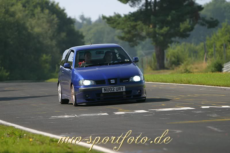 The Ibiza - new pics, from nurburgring :) pg 4 - Page 3 20070826touri0039