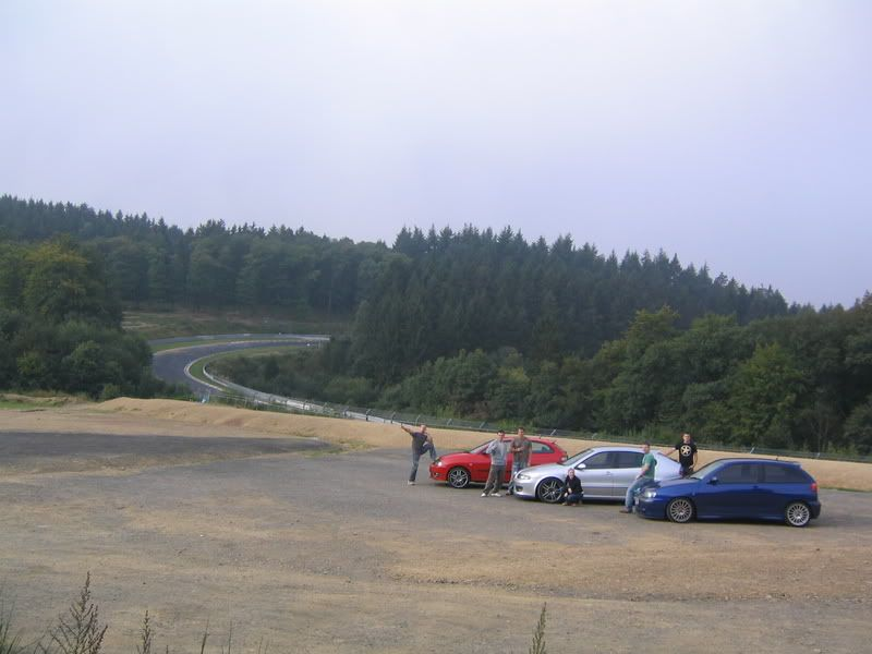 The Ibiza - new pics, from nurburgring :) pg 4 - Page 3 Ring2007029