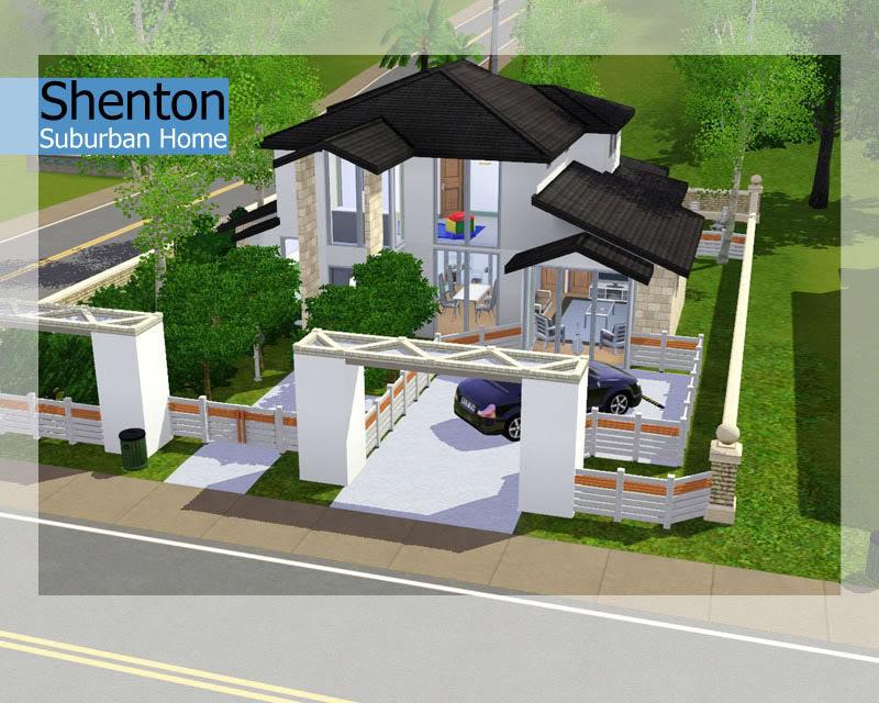 Shenton: A Family Suburban Home 1-4