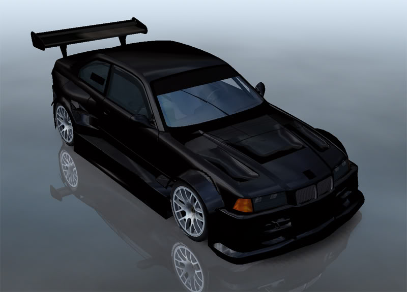 more BMW power comming to GTR2 soon Blacke36