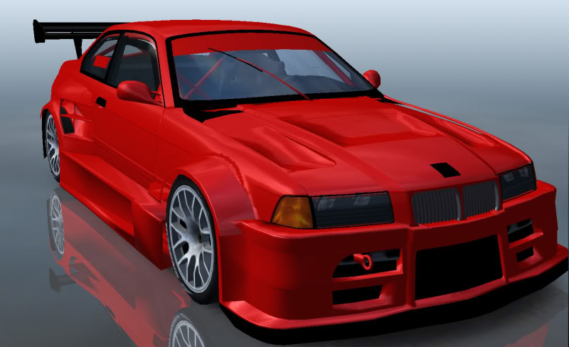 more BMW power comming to GTR2 soon Rede36