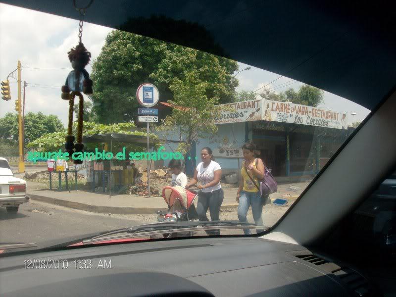 ¿Nuestra cultura es infringir señales de tránsito? HPIM8022