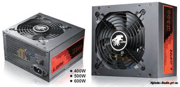 LEPA Readies New Mainstream PSU Lines for Gamers and System Integrators 103a-1