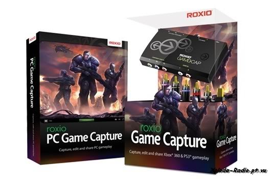 New Roxio Game Capture Products from Rovi Let You Share Your A-Game 108a-2