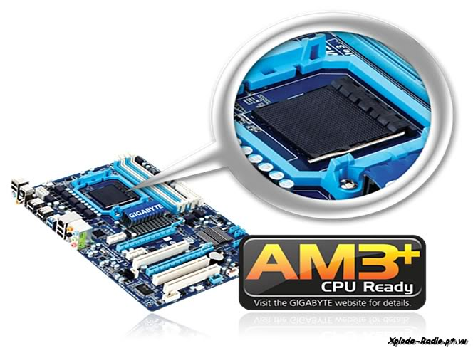 GIGABYTE First to Market with AM3+ ''Black Socket'' Motherboards 10b