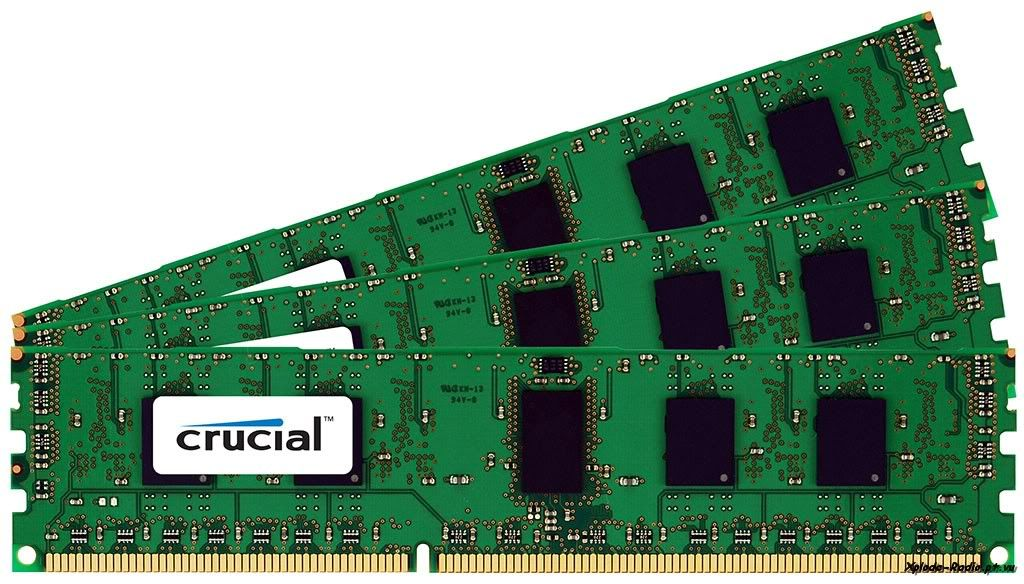 New Crucial DDR3-1333MHz BOM-controlled RDIMM Server Memory Now Available 120a-2