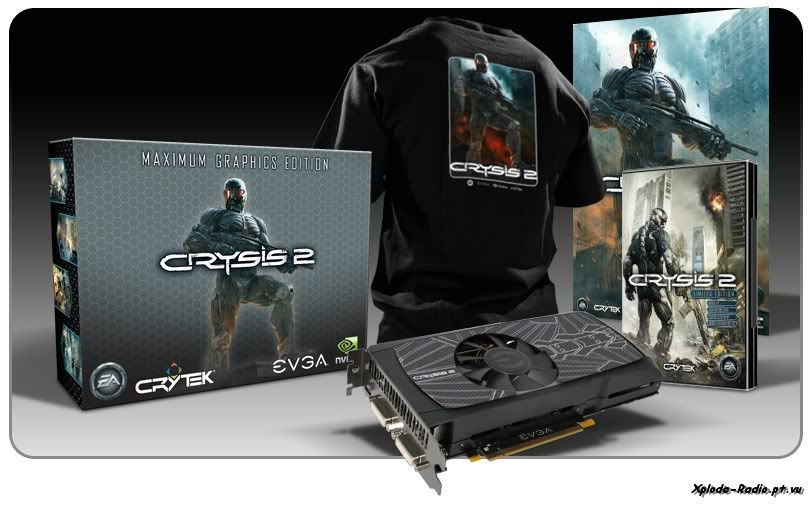 EVGA Announces GeForce GTX 560 Ti Crysis 2 Maximum Graphics Edition Bundle 148a