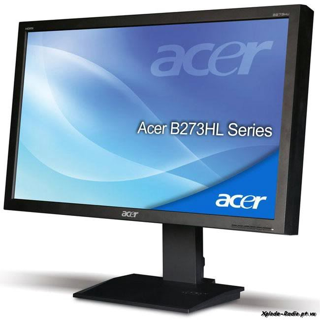 Acer Intros Duo of New Large Full-HD PC Monitors  151a