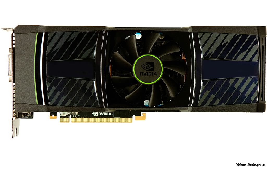 NVIDIA GeForce GTX 590 Is World's Fastest Graphics Card 158b