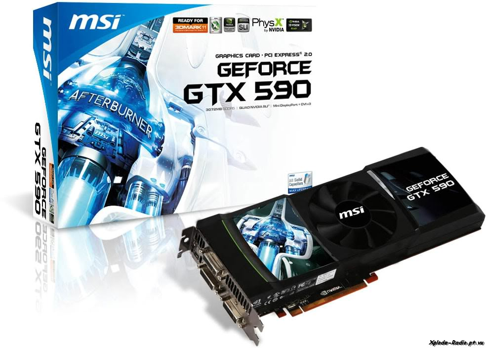 MSI Launches the N590GTX-P3D3GD5 Enthusiast Graphics Card 166a